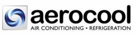 Aerocool Ltd | Air Conditioning & Refrigeration Logo