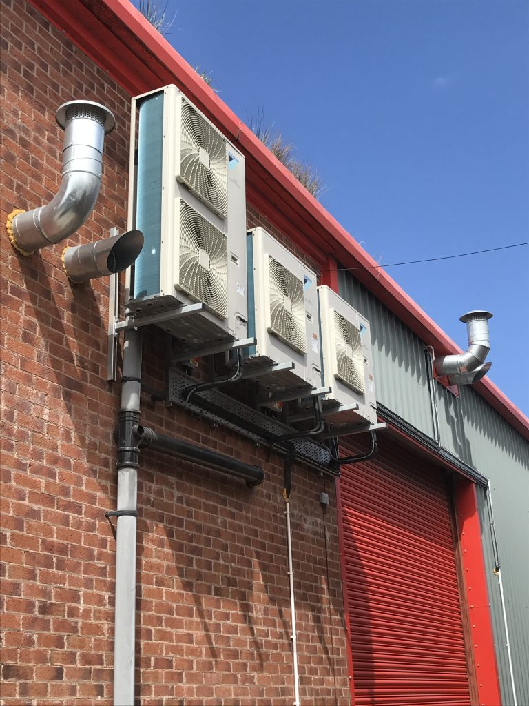 Ductwork Vent Systems And Air Conditioning Installation