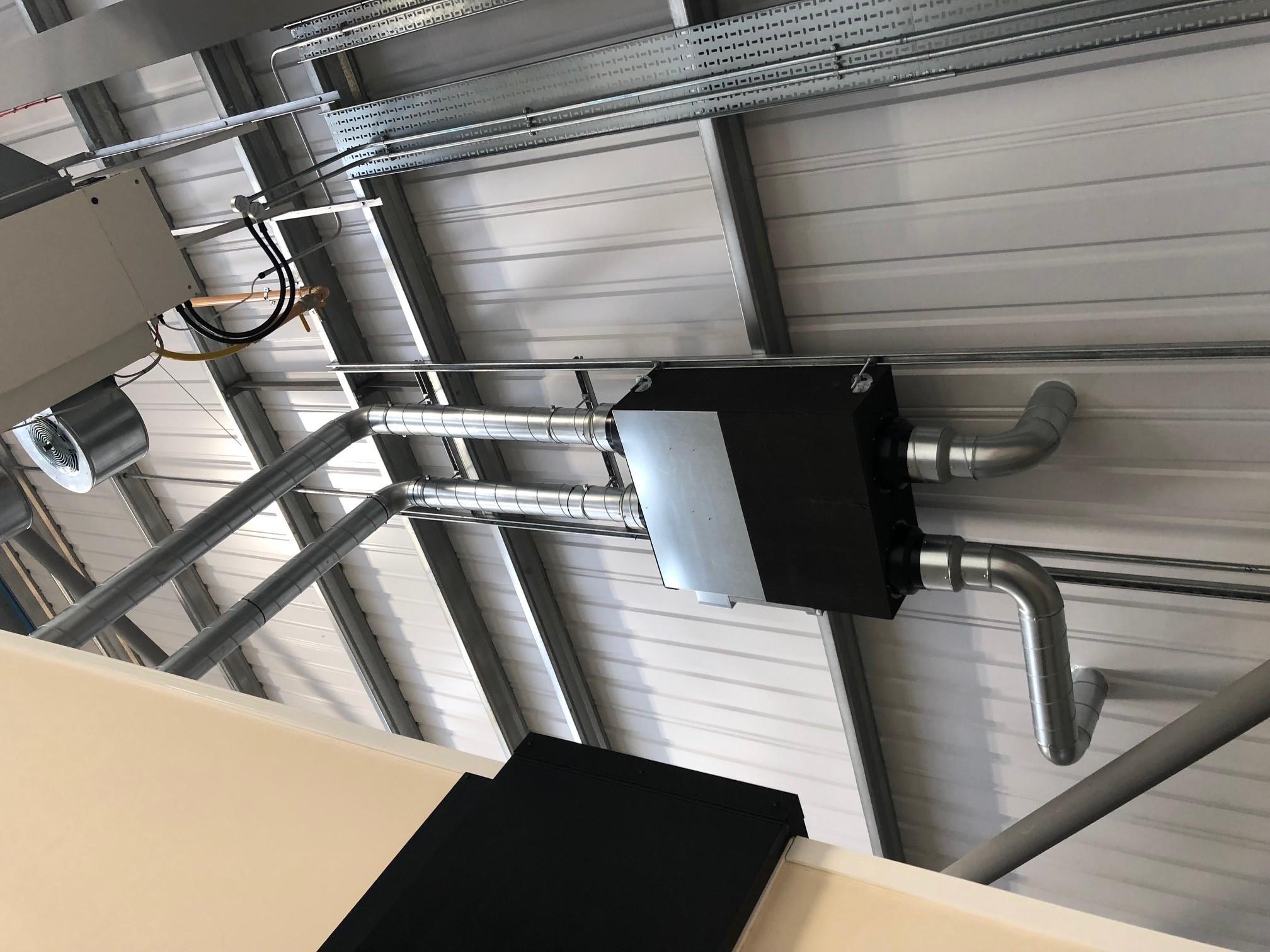Daikin VRV and HRV Installation - Aerocool Ltd | Air