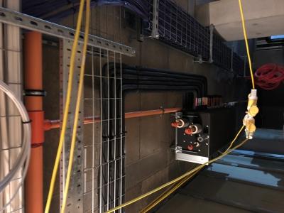 Daikin VRV and HRV hotel installation T4 Heathrow Airport - Aerocool Ltd - Air Conditioning - Refrigeration - HVAC