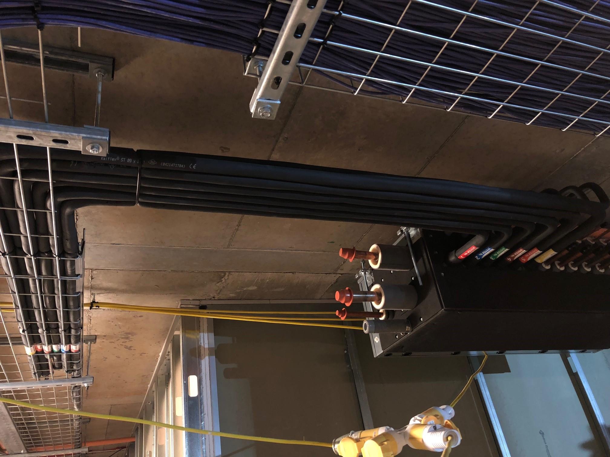 Daikin VRV and HRV Installation - Aerocool Ltd | Air Conditioning