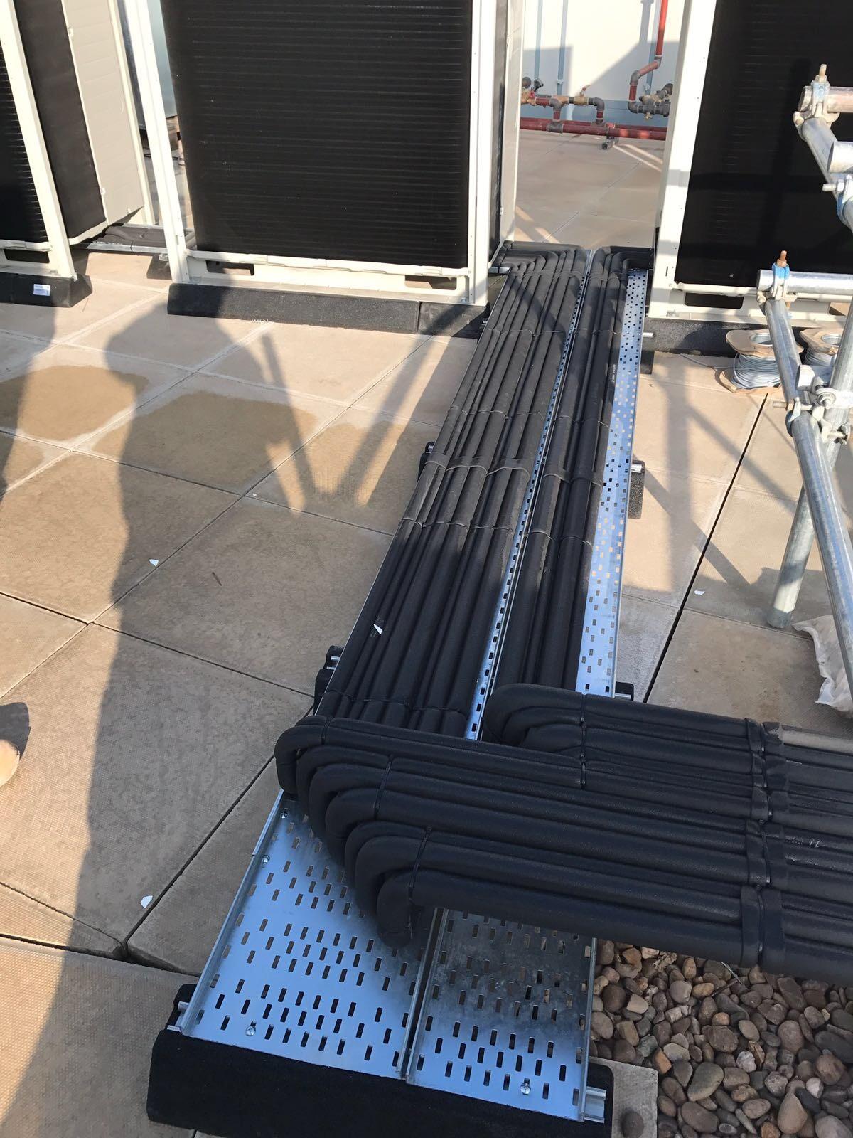 Daikin Vrv Installation Aerocool Ltd Air Conditioning
