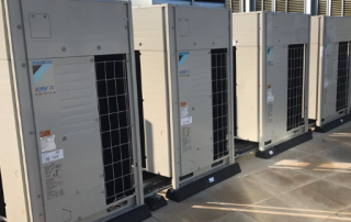 Daikin VRV installation Liverpool School - Aerocool Ltd - Air Conditioing - Refrigeration - HVAC